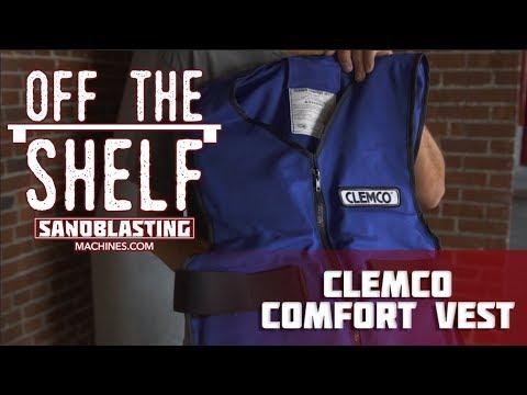 Clemco Comfort Vest #24854 | Off The Shelf