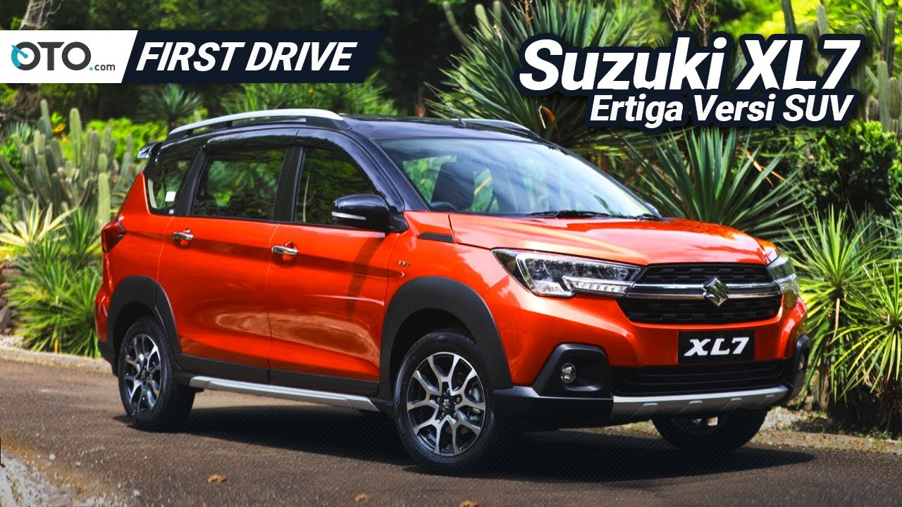 Suzuki Xl7 First Drive Ertiga Versi Suv Oto Com Youtube