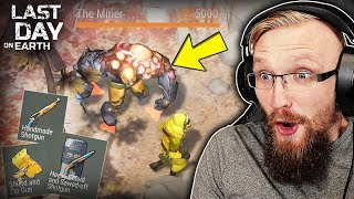MINER BOSS IS HERE! (Multiplayer Update) - Last Day on Earth: Survival