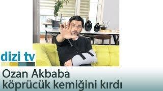 Ozan Akbaba köprücük kemiğini kırdı - Dizi Tv 587. Bölüm