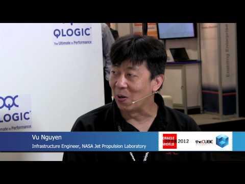 NASA's Vu Nguyen - Big Data and Mars Curiosity Project - Oracle Open World 2012 - theCUBE
