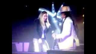Claudia Leitte e Carlinhos Brown ao vivo The Voice Brasil - Tantinho