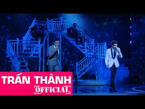 LK THẬP NIÊN 90 [Trấn Thành ft. Noo Phước Thịnh] - Liveshow Trấn Thành [BÌNH TĨNH SỐNG]