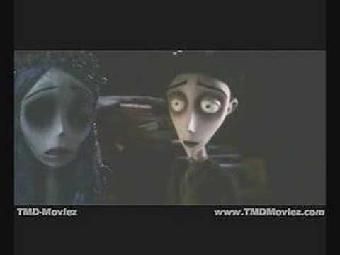 The corpse Bride  Other Woman Victor and emily