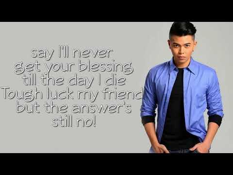 Daryl Ong - Rude (lyrics)