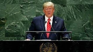 Президент США Дональд Трамп - племянник Николая II