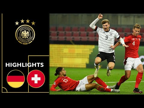 6 Goals! Werner, Havertz & Gnabry score | Germany vs. Switzerland 3-3 | Highlights | Nations League