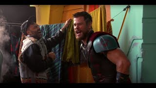 THOR RAGNAROK Gag Reel - Bloopers & Outtakes (2017) Marvel Superhero Movie HD.