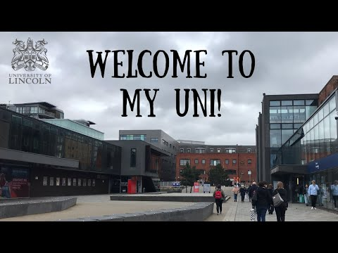 University of Lincoln Campus Tour 2019