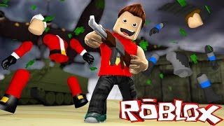 Minecraft ROBLOX - DONUT GETS NASTY MIT EINEM MACHINE GUN - Donut der Hund