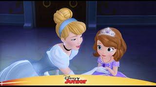Sofia den Første og Askepot synger: To søstre - Disney Junior Danmark