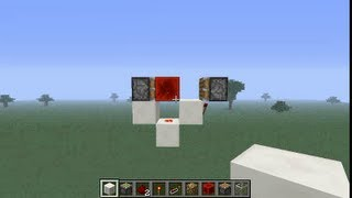 The BUD Switch Collection #003:  1-Wide, 1-tick Pulse Output, Very Fast! | Minecraft 1.5.1 | +Uma
