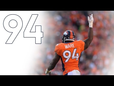 94 (Demarcus Ware Tribute Song)