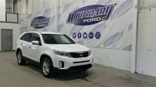 Pre-owned 2014 Kia Sorento 2.4L, Power lift gate Overview | Boundary Ford