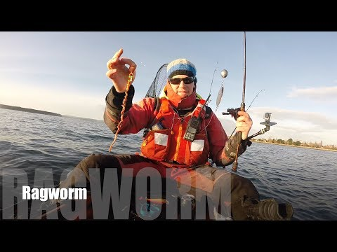 Kayak Fishing Poole Harbour In Winter With The Yakler