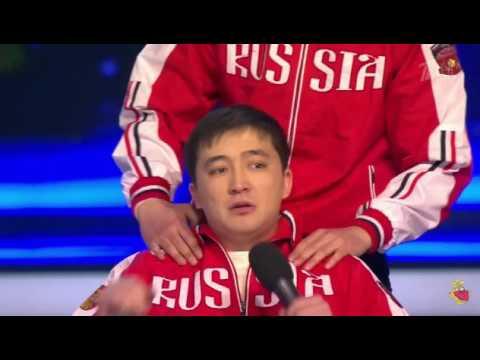 КВН Спарта Астана про футбол