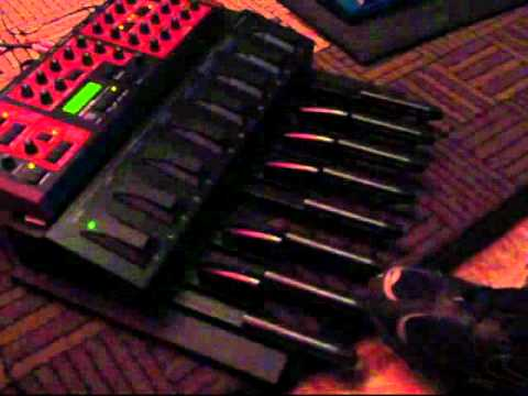 Tool- The Grudge, Synthesizer/ Sound effects parts (Access Virus)