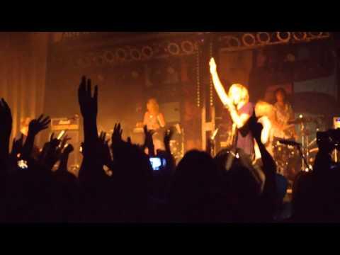 R5 Live Aint no way were goin home & Smile  Sometime Last Night Tour, 24 09 2015 Mannheim