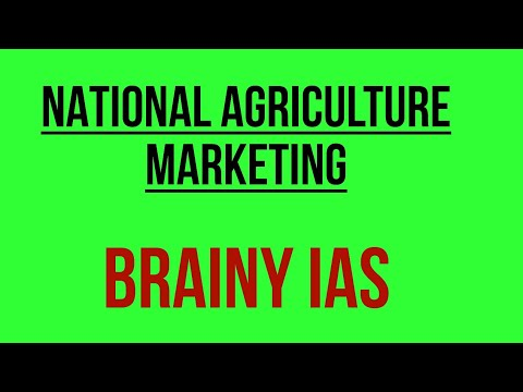 National Agriculture Marketing | Agriculture Distress| The Hindu Editorial Decode 22-03-2018