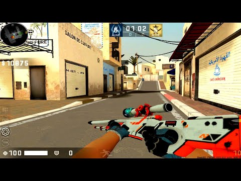 CS 1.6 Android Mod CSGO Gameplay