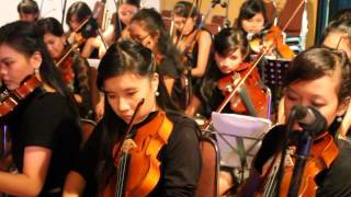 Kasih Masih Ada - Stero Orchestra angkatan 22