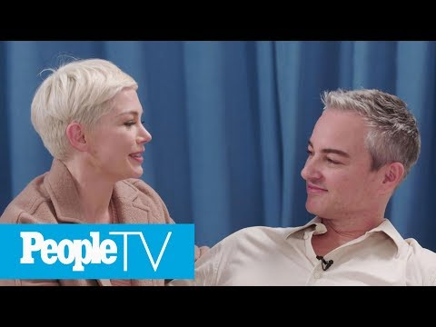 Michelle Williams On How Kerr Smith Gave Gay Teens A Reference  PeopleTV  Entertainment Weekly