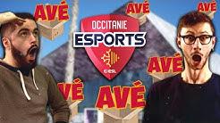 LES COULISSES D'UNE LAN ! Occitanie Esports avec Rivenzi et Ultia