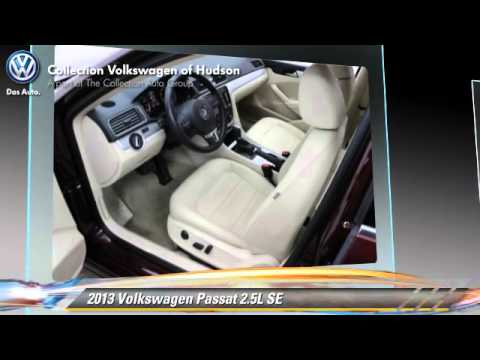 Used 2013 Volkswagen Passat 2.5L SE - Hudson