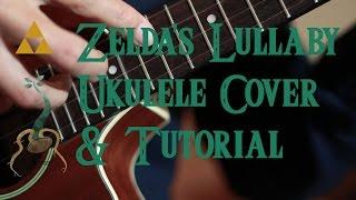 Zelda's Lullaby - UKULELE SPROUT - Arrangement + Tutorial (Intermediate)