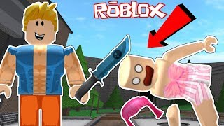 Roblox: I AM THE MURDERER!!! - MURDER MYSTERY