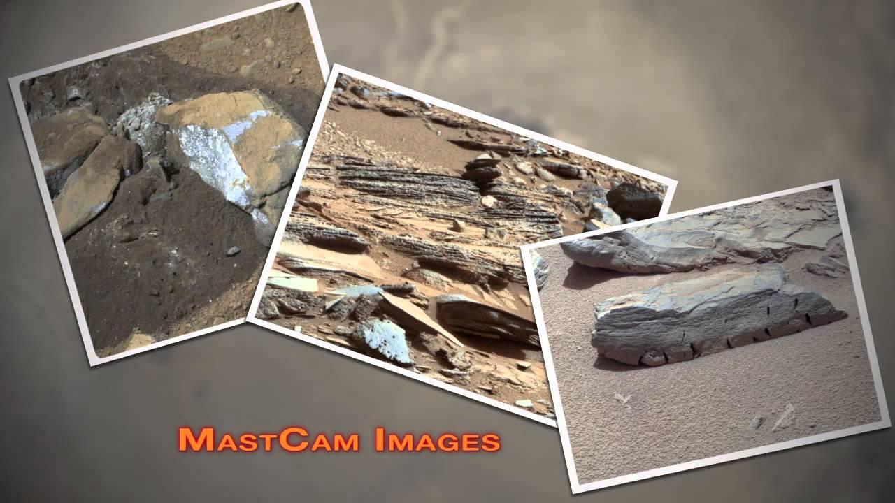 Curiosity Rover Report (June 13, 2013): Curiosity's Cameras