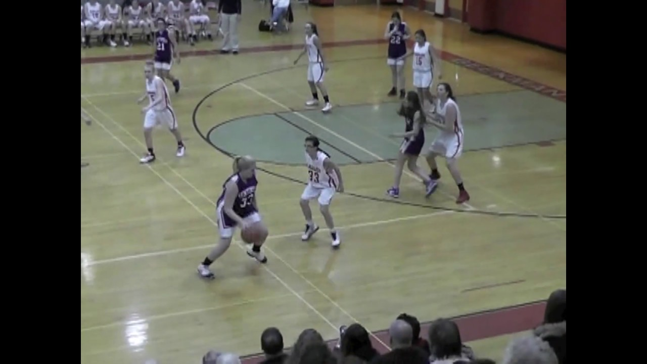 Beekmantown - Ticonderoga JV Girls  12-19-12