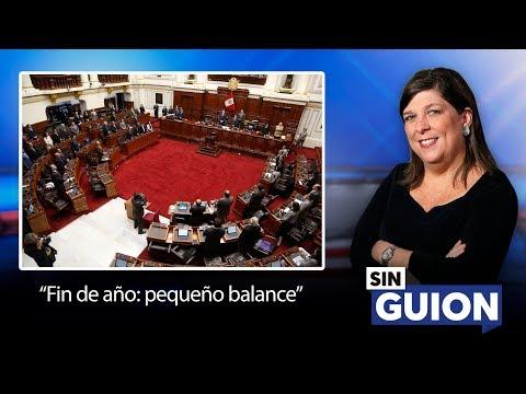El balance político 2018 - SIN GUION con Rosa María Palacios