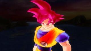 Goku SsjGod vs Tam-Anegi   DBZ BT3 HQ Rebuild [Download Tam-Anegi]