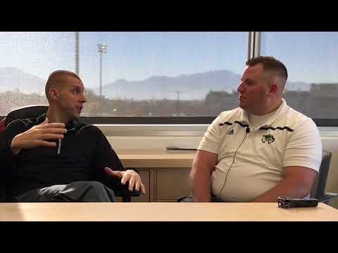 Wolverine Weekly w/ UVU men's basketball coaches Mark Pope and Chris Burgess