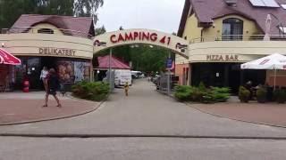 Ambre Camping, Łeba, Poland