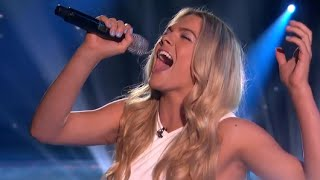 "Louisa Johnson - ""Let It Go"" - Live Shows Week 4 - The X Factor UK 2015"