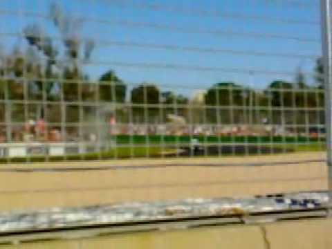 F1 Australian Grand Prix 2009