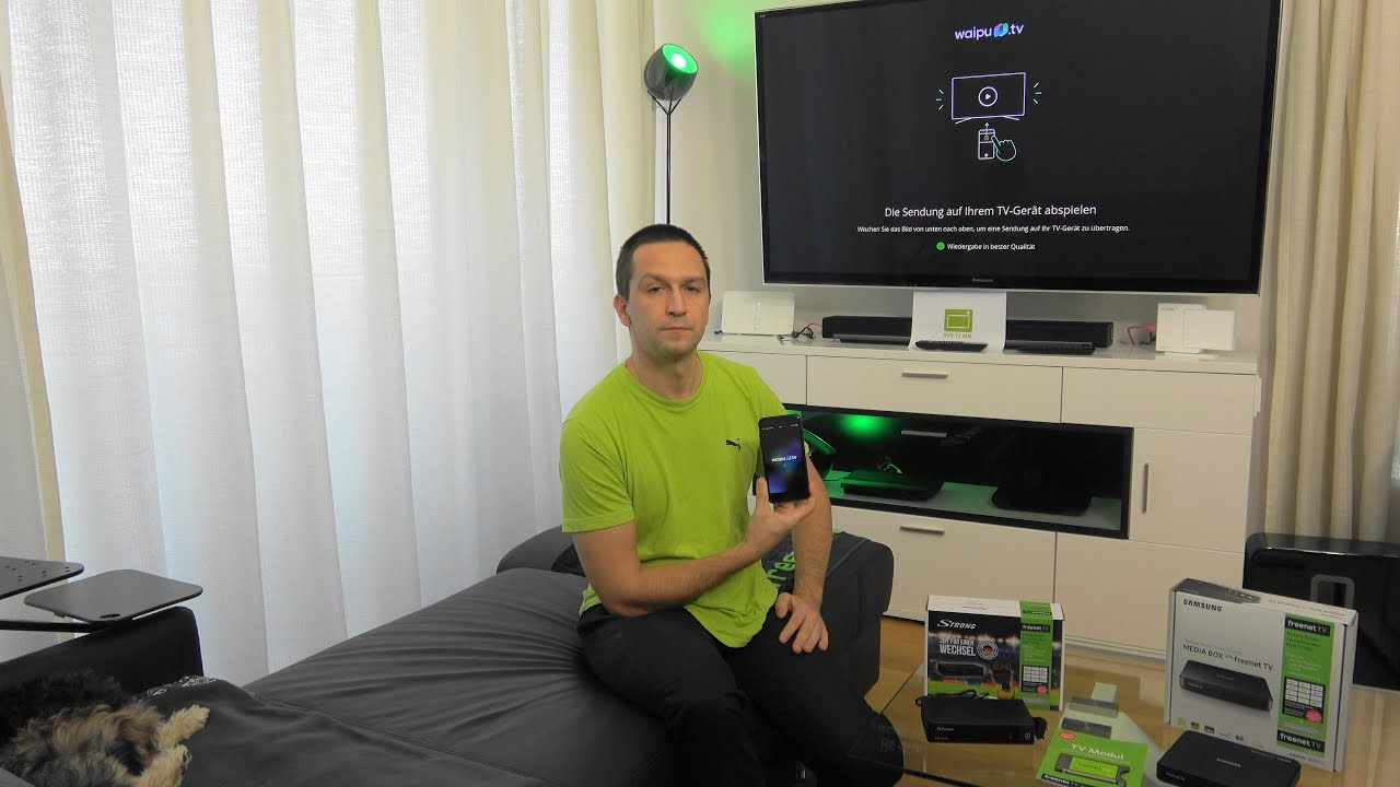 alternative zu dvb t bzw dvb t2 hd mit ber das internet youtube. Black Bedroom Furniture Sets. Home Design Ideas