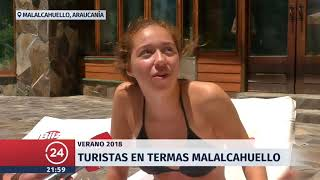 Malalcahuello: Vacaciones entre cascadas y termas