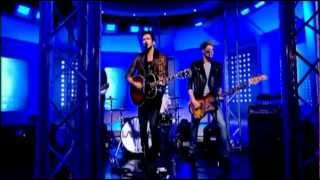 Lawson - Standing in the Dark (Live This Morning)