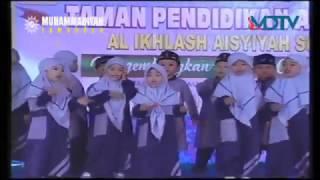 Wisuda VII TPA AL-Ikhlas Aisyiyah Sugihan