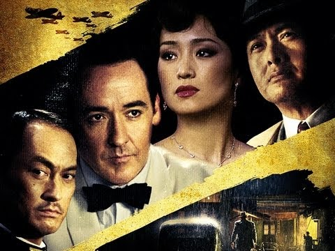 SHANGHAI | Trailer deutsch german [HD]