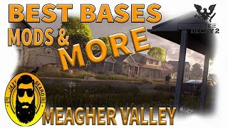 BEST BASES, MODS, and MORE! State of Decay 2 Meagher Valley Survival Guide