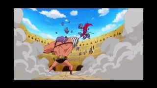 One piece : Sabo vs Jesus Burgess - Griffe du Dragon  - VOSTFR