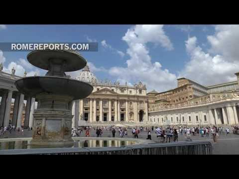 Water rationing in the Vatican: all fountains shut off due to Rome drought