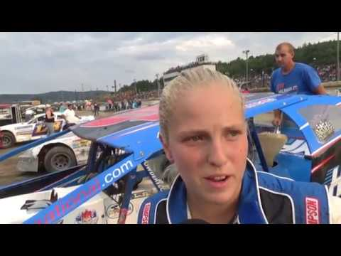 In the Pits with Fast Eddie-Allison Ricci