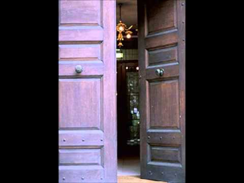 Creaking door sound effect youtube for Door opening sound effect