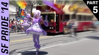 SF Pride Parade 2014, part 5/7: Organizations, groups, individuals, and others
