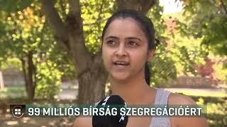 99 millió forint kártérítés jár az államtól a szegregált roma tanulóknak 19-09-19